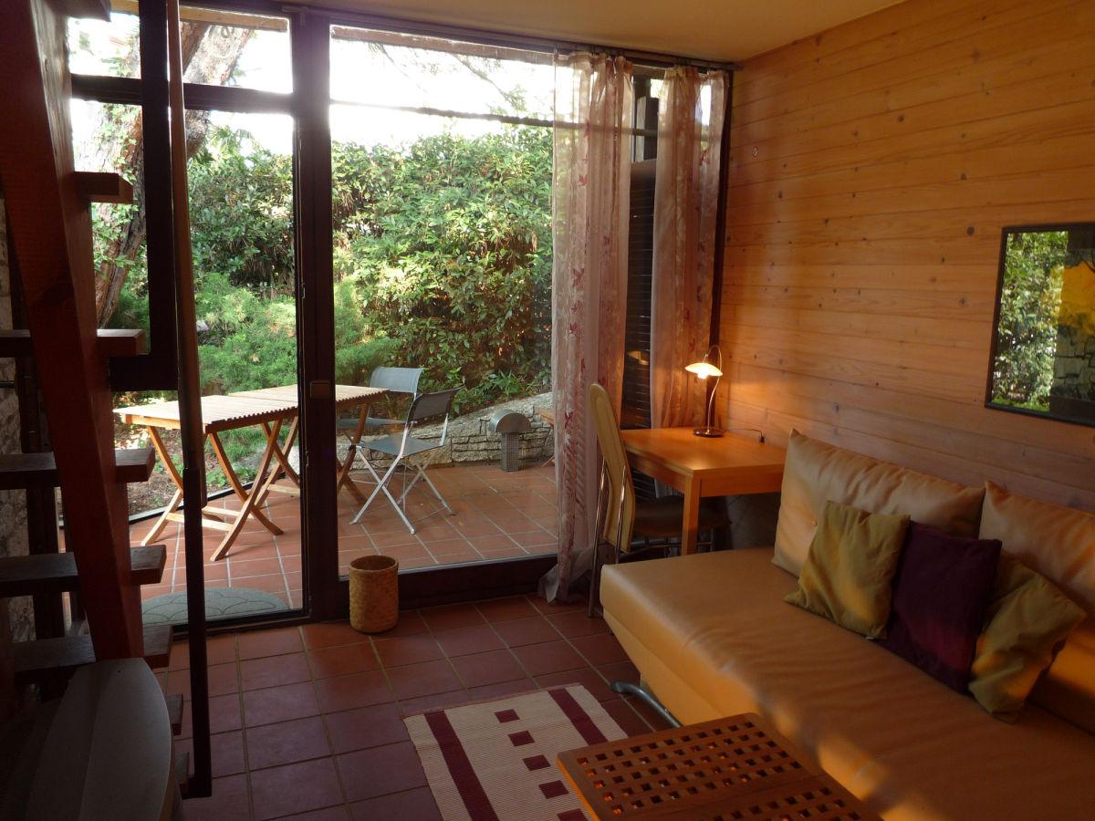 gartenferienwohnung in der villa ola pit rovinj