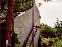 Ferienwohnung Gartenferienwohnung in der Villa Ola & Pit
