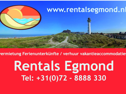 Ihr Gastgeber Team Rentals Egmond