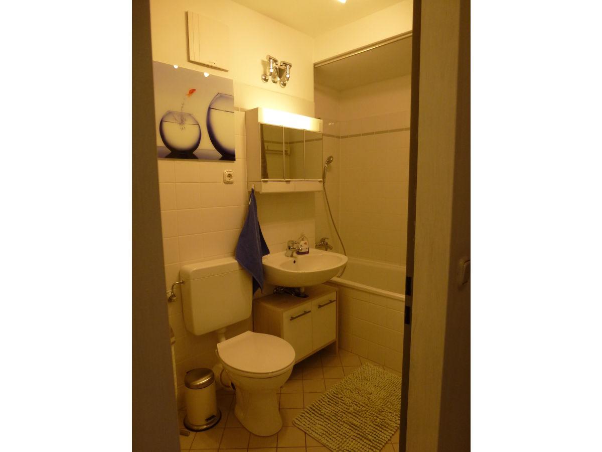 Ferienwohnung inselblick werder brandenburg havel potsdam for Badewanne badezimmer