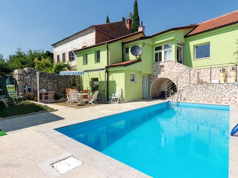 Ferienhaus Green House Adria