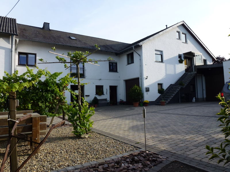 Ferienwohnung 1 im Weingut Harald Ludwig