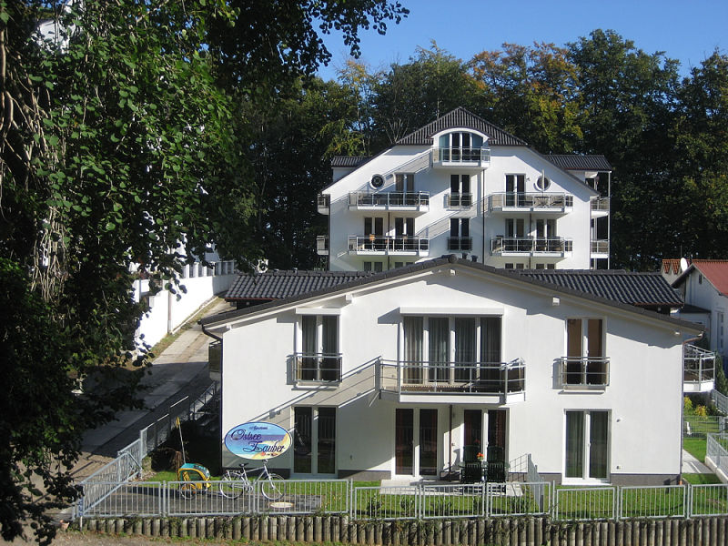 Apartment Ostseezauber