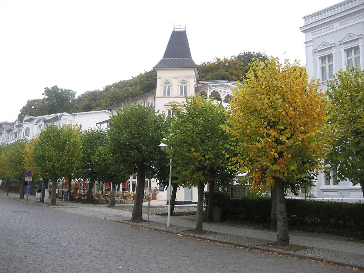Apartment ostseezauber sellin frau marion graf for Wilhelmstrasse sellin