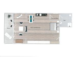 Ferienwohnung Neubau Wattenmeer