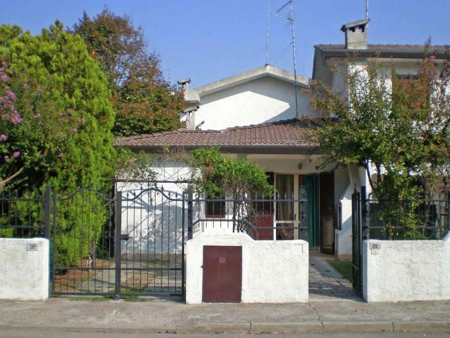 Außenaufnahme Casa Tricorno