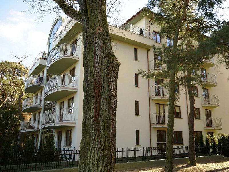 Ferienwohnung Rezydencja Zeromskiego (RZ42)