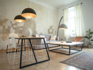 Holiday apartment Designer Apartment Potsdam West