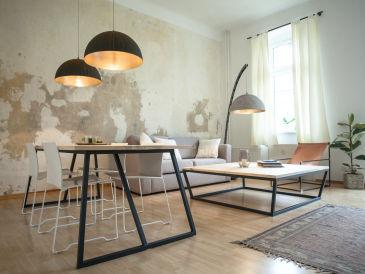 Holiday apartment Designer Apartment Potsdam West