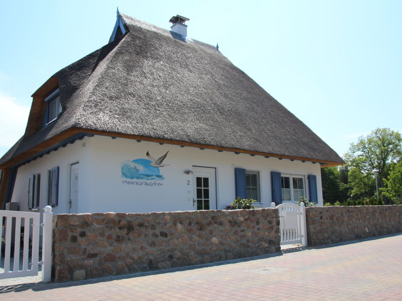 Ferienhaus Meeresrauschen in der Dünenresidenz Katherina Neek