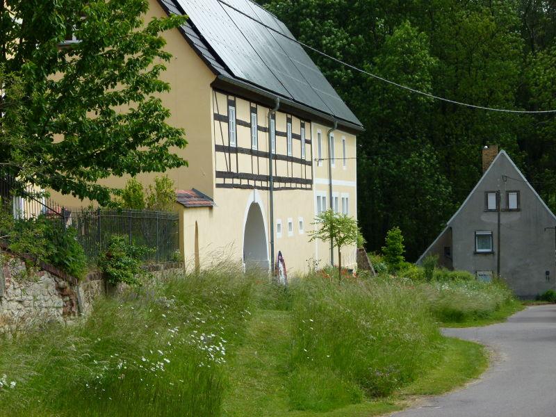 Ferienhaus Torhaus Poppitz