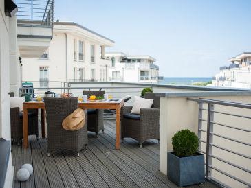 Ferienwohnung 11 in der Villa Sanddorn