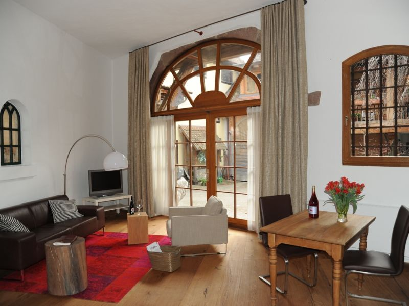 Holiday apartment Weinloft Staufen