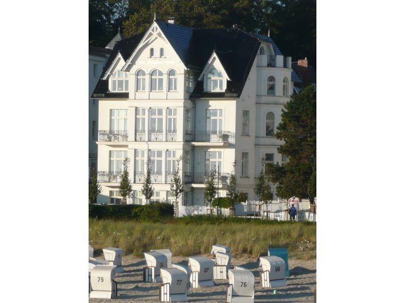 Apartment Villa Fortuna am Meer