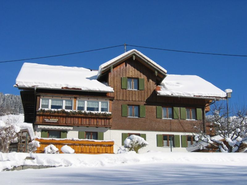Holiday apartment Breitenberg im Gästehaus Wittwer