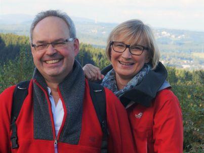 Your host Jürgen & Michaela Fleischer