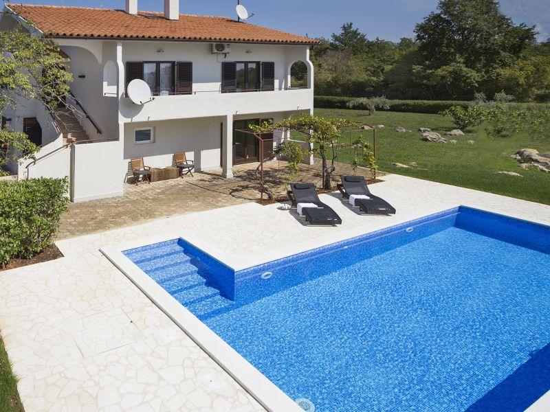Ferienwohnung Doris mit Pool