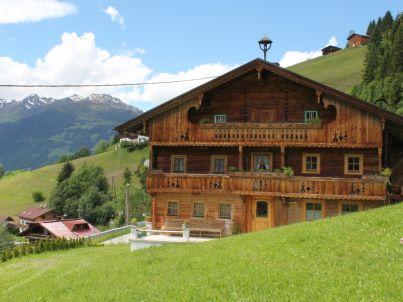 Bauerrnhaus Tummener