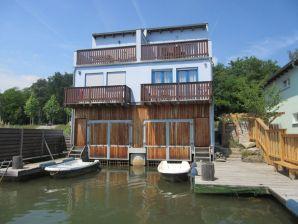 Ferienhaus Angler direkt am Hainer See