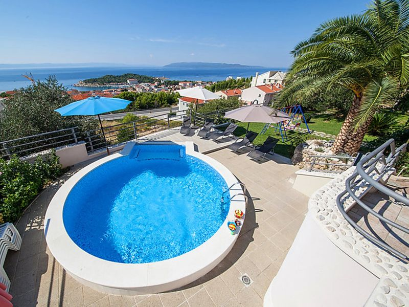 Holiday house Villa Iva with pool und whirpool