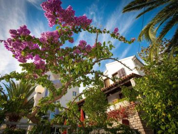 Ferienhaus Bugenvilia vila Trogir