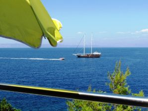 Ferienhaus Jakov direkt am Meer