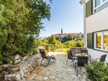 Holiday apartment Romano 1 with sea view