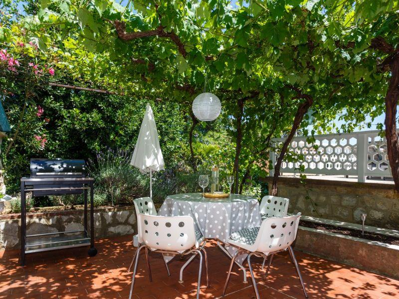 Ferienhaus HoMA mit Garten