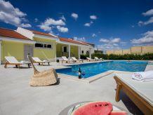 Villa Delmati with tennis court