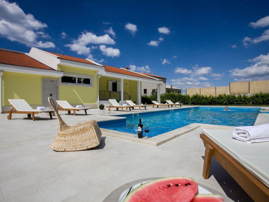 Villa Delmati with private 60 sq meter pool, whirlpool,