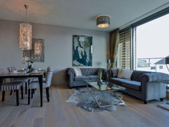 ferienwohnung luxusnest neue mitte westerland sylt. Black Bedroom Furniture Sets. Home Design Ideas