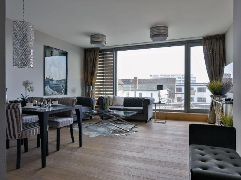 ferienwohnung luxusnest neue mitte westerland sylt firma sylt ferienwohnungen. Black Bedroom Furniture Sets. Home Design Ideas