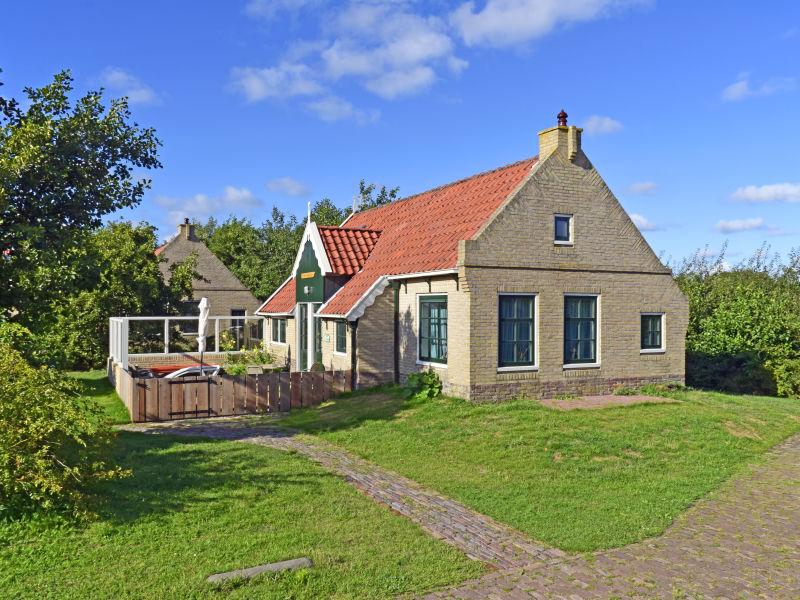 Ferienhaus Siele Salt Twa in Oosterend