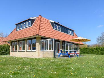 Ferienhaus Blauw van de Lucht in Lies