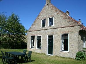 Ferienhaus Elisabeth Stout Voorhuis Oosterend