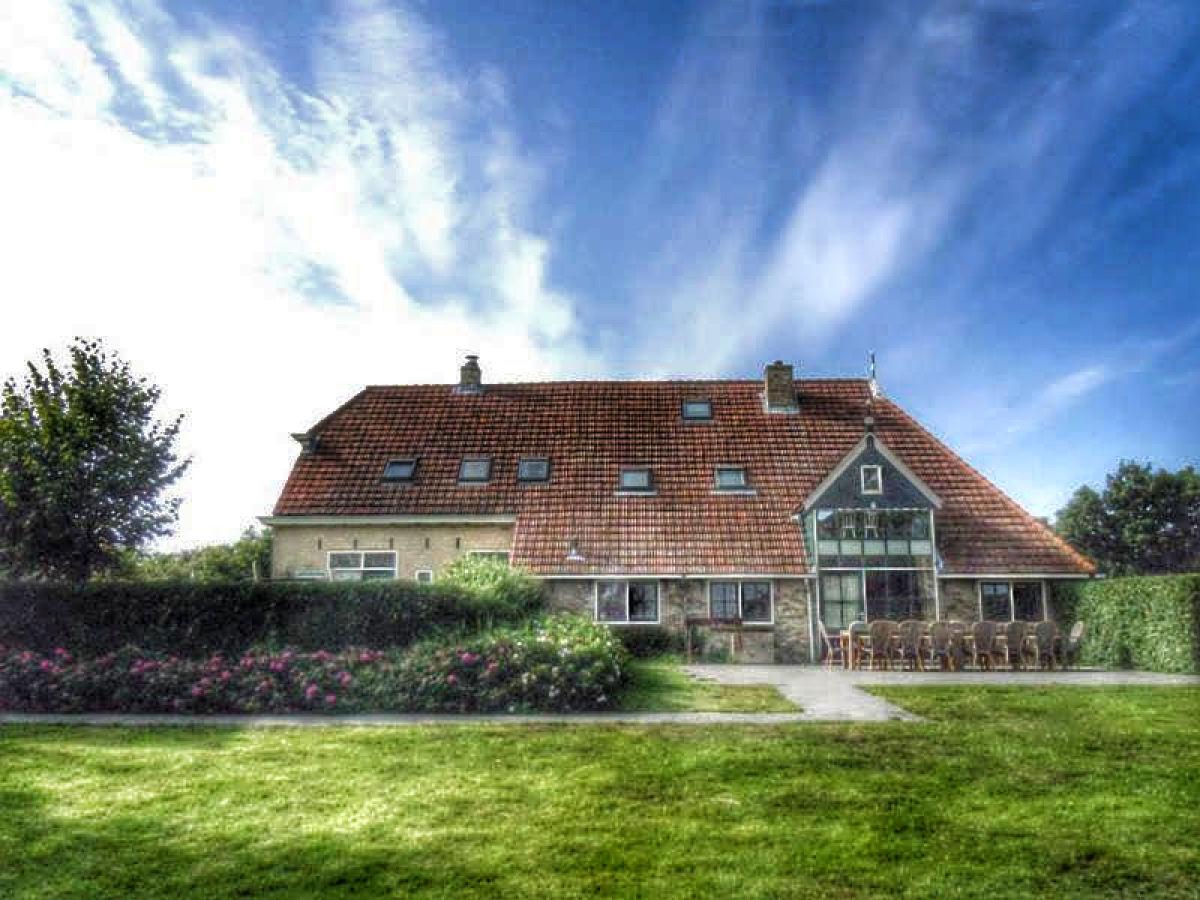 Familiehuis Schipsdune 14 persoons