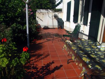 Holiday apartment House Galbato Ground floor