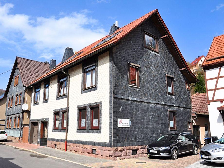 Außenaufnahme Steinbach-Hallenberg