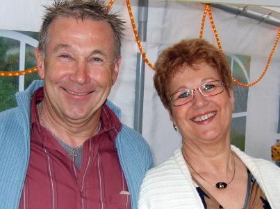 Ihr Gastgeber Herbert und  Doris Nießen