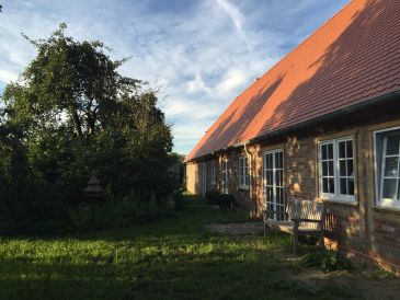 Ferienwohnung Jagdschloss Quitzin