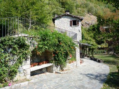 'Paradise' Villa Fornovolasco
