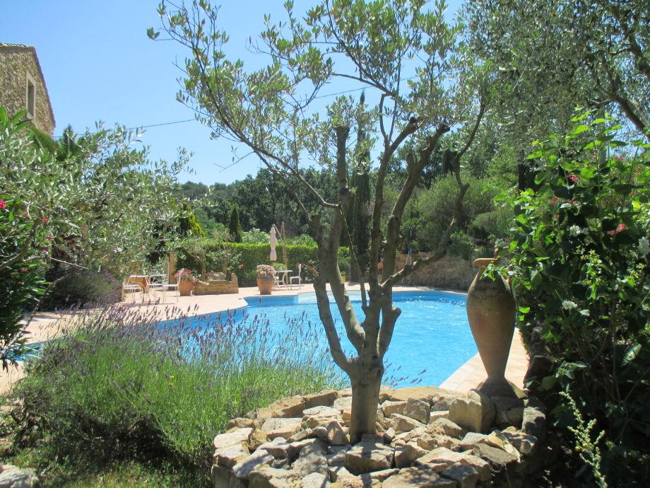 Garten Schwimbad