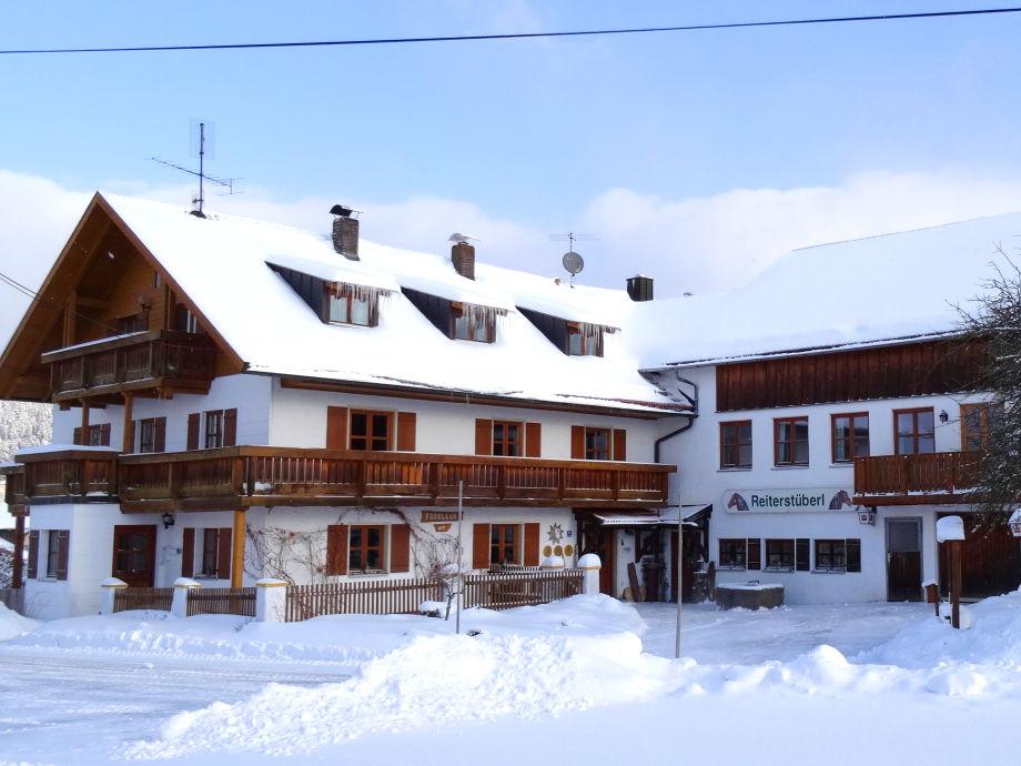 Haupthaus - Forellenhof