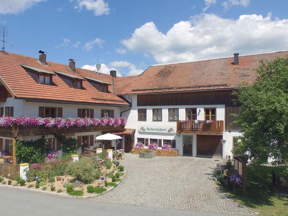 Haupthaus - Forellen-Reiterhof
