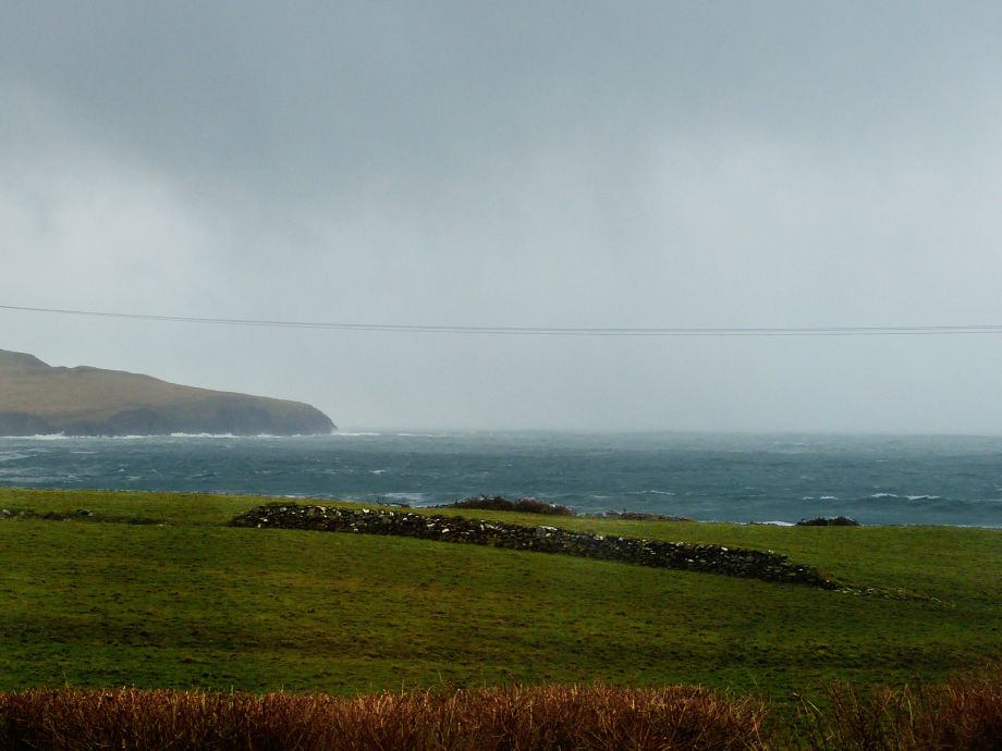 View from the House , Tig na Cille, Ferienhaus, Irland