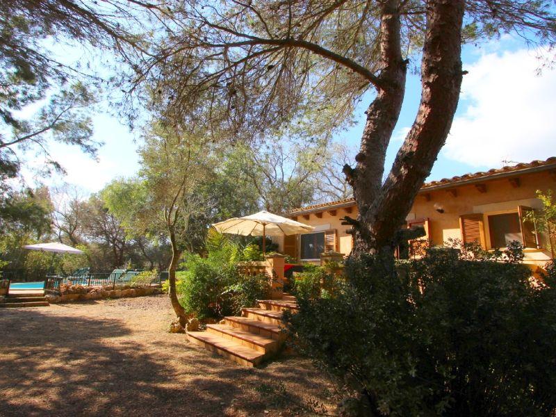 Finca Casa Ines B mit Poolumzäunung und Wlan