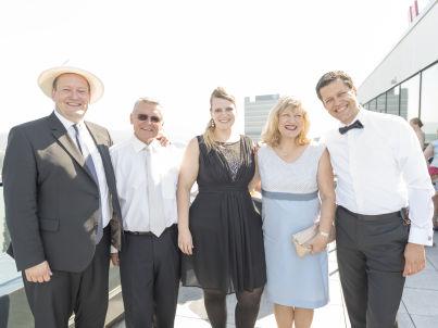 Your host Hans-Michael Heitmüller & Familie