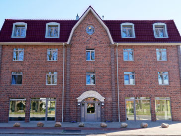 Ferienwohnung Villa am Schwanenteich, Whg. 0.3