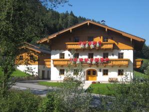 Ferienwohnung Bergblick am Gollehenhof