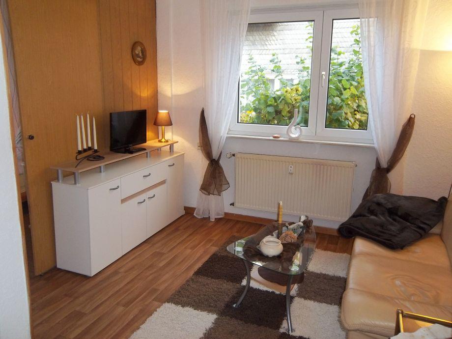 Ferienwohnung zum sauerl nder altstadt sauerland for 7 1 wohnzimmer